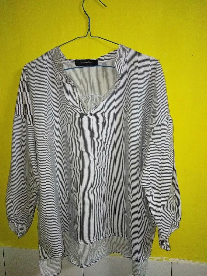 Blouse Garis