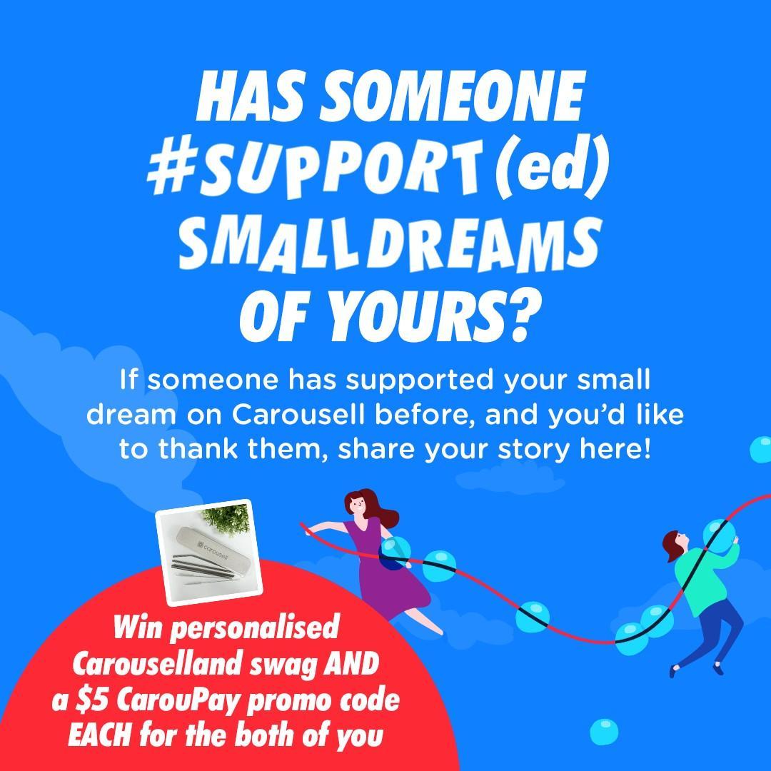 Carouselland 2019 #SupportSmallDreams