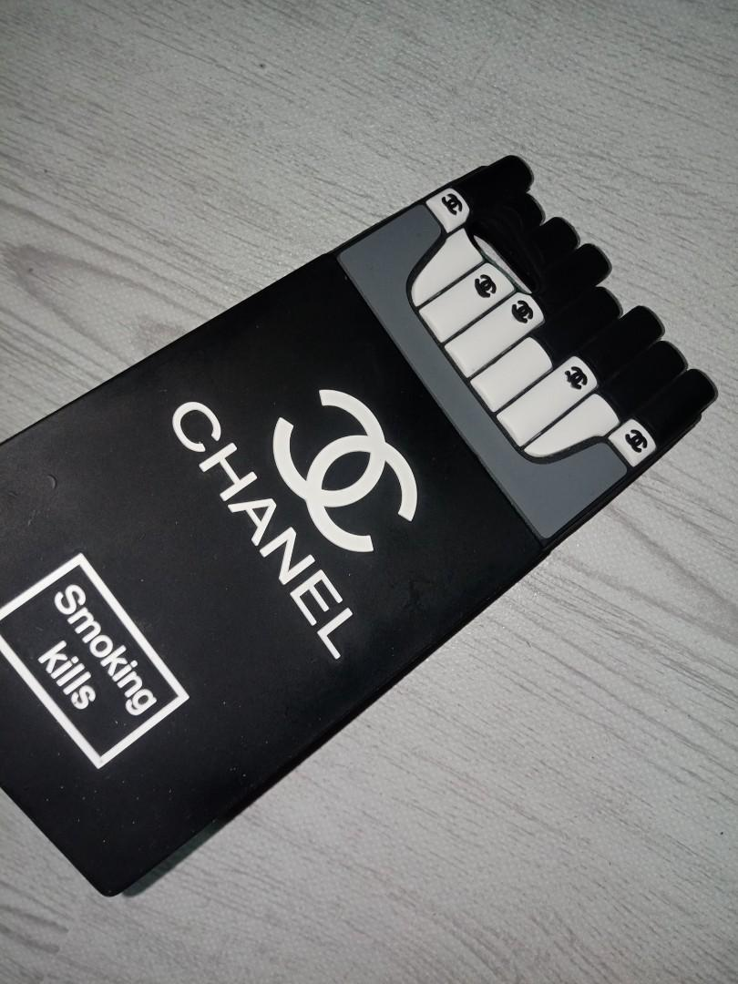 sports shoes f216a a8566 Chanel cell phone Case on Carousell