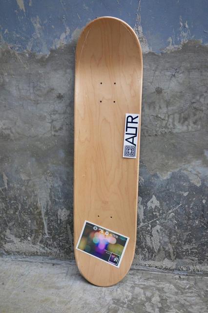 Deck Skateboard Merk ALTR Skateboard