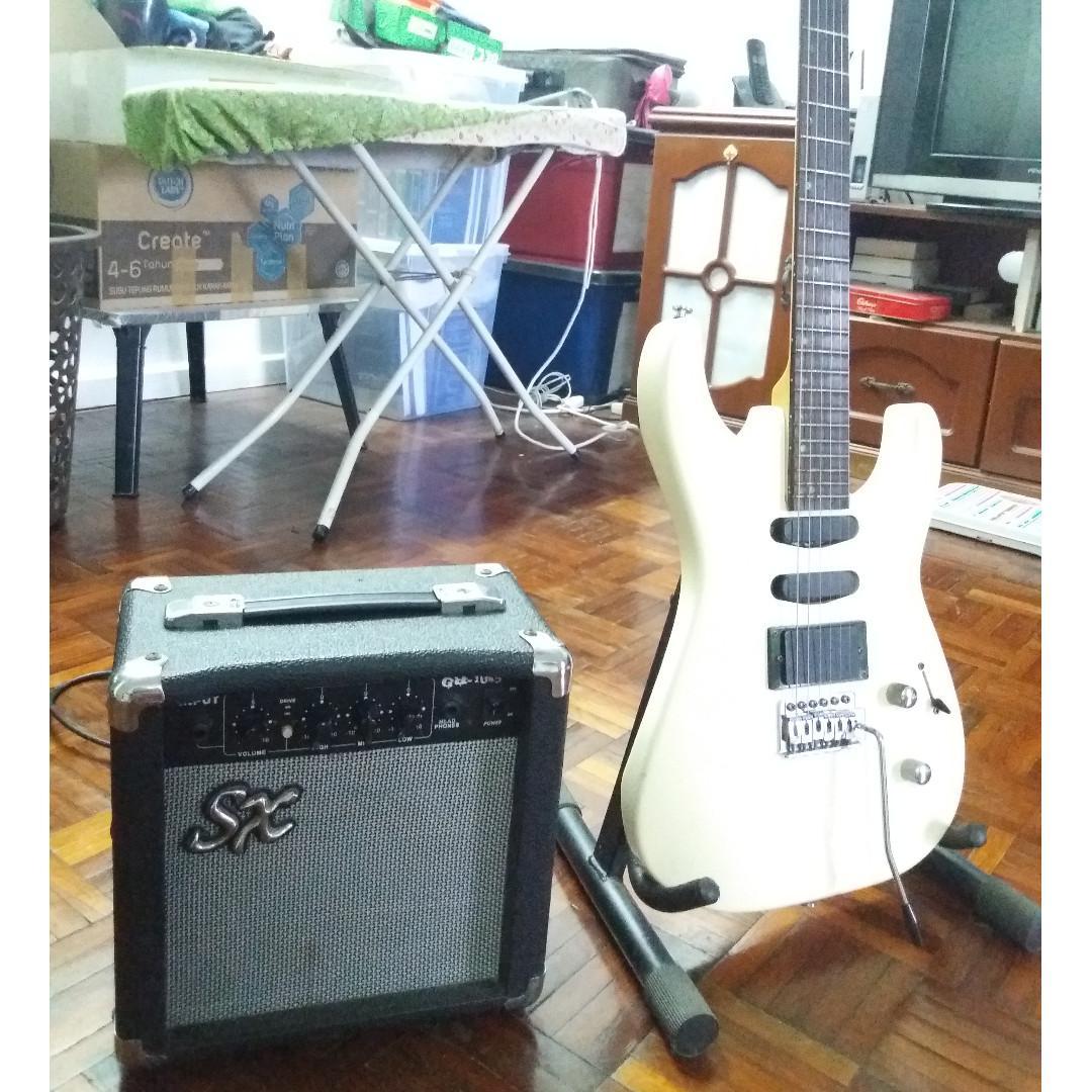 Gitar guitar stand #Rayathon50