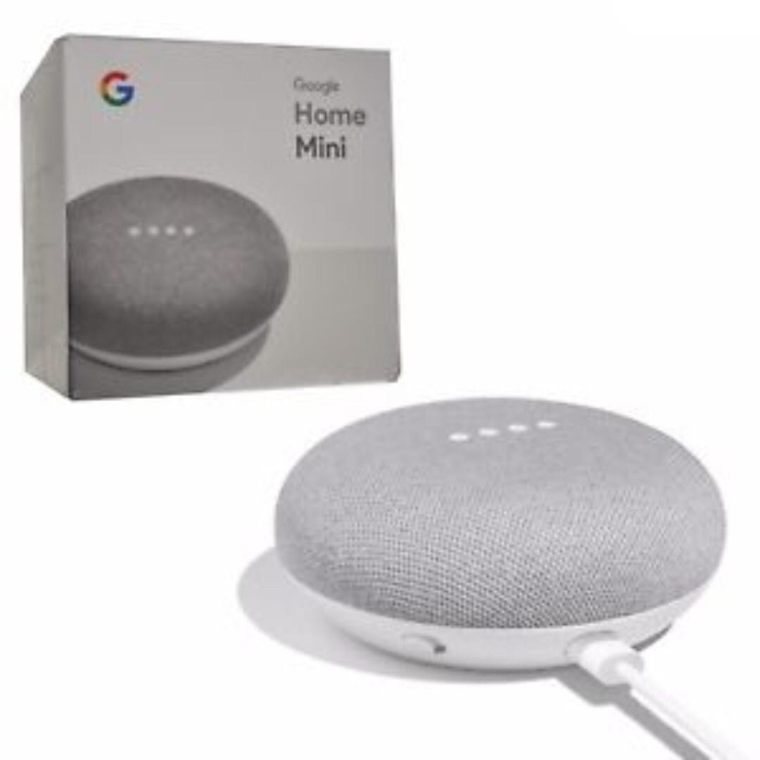 Google Home Mini - Chalk color
