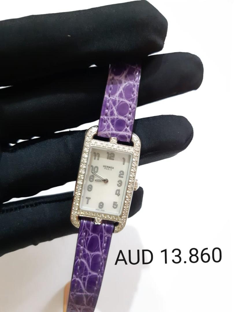Hermes authentic whatch