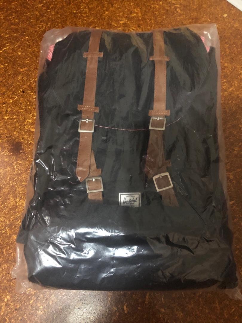 Herschel Little American Backpack Brand New