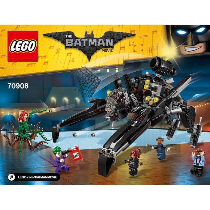Lego 70908 Batman Movie The Scuttler