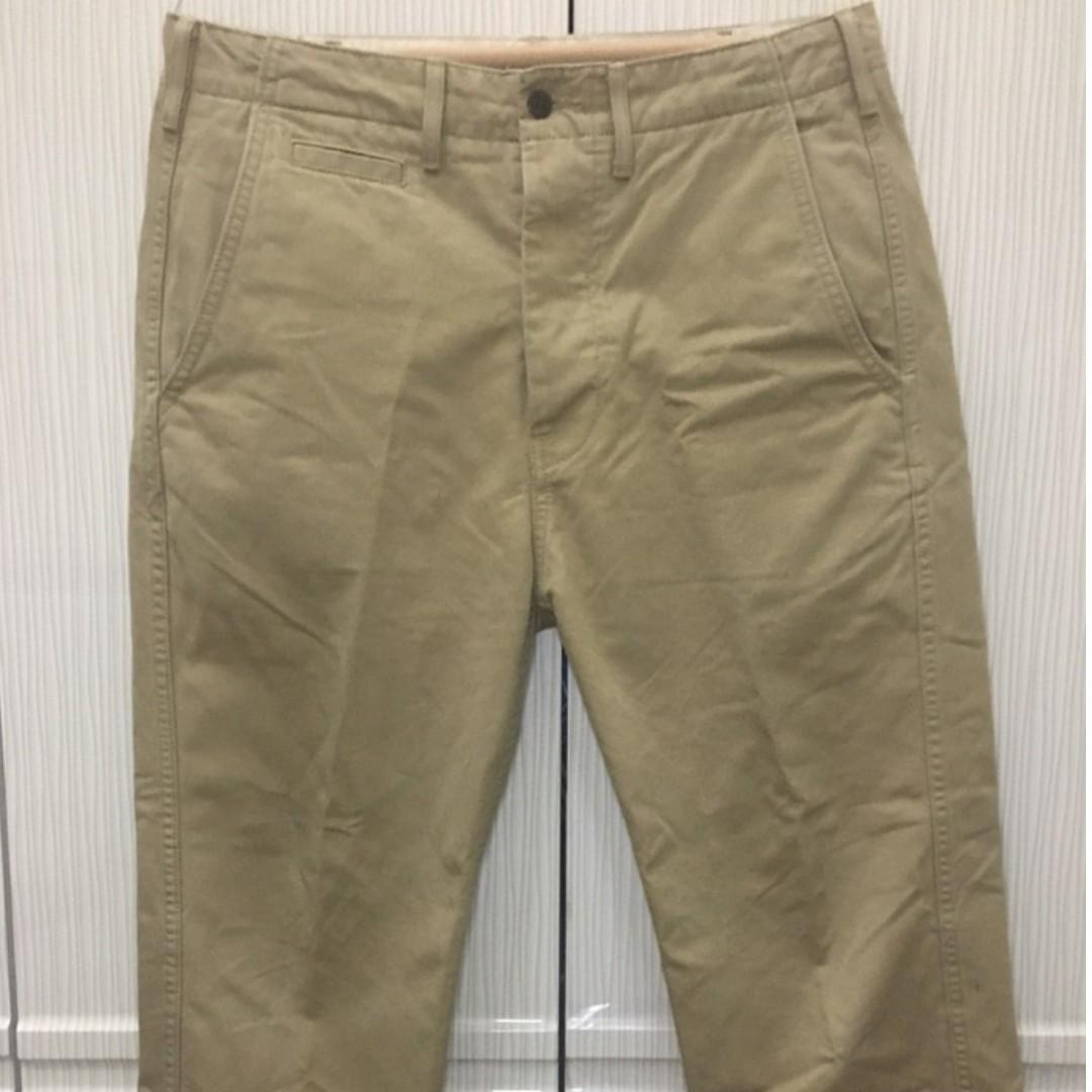 "Levis 511 Chino Heavyweight size 32"" Ankle Length"
