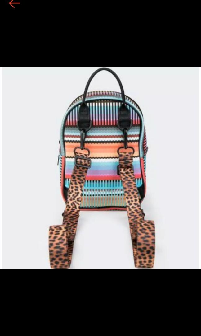 Mini backpack jardim agatha adidas