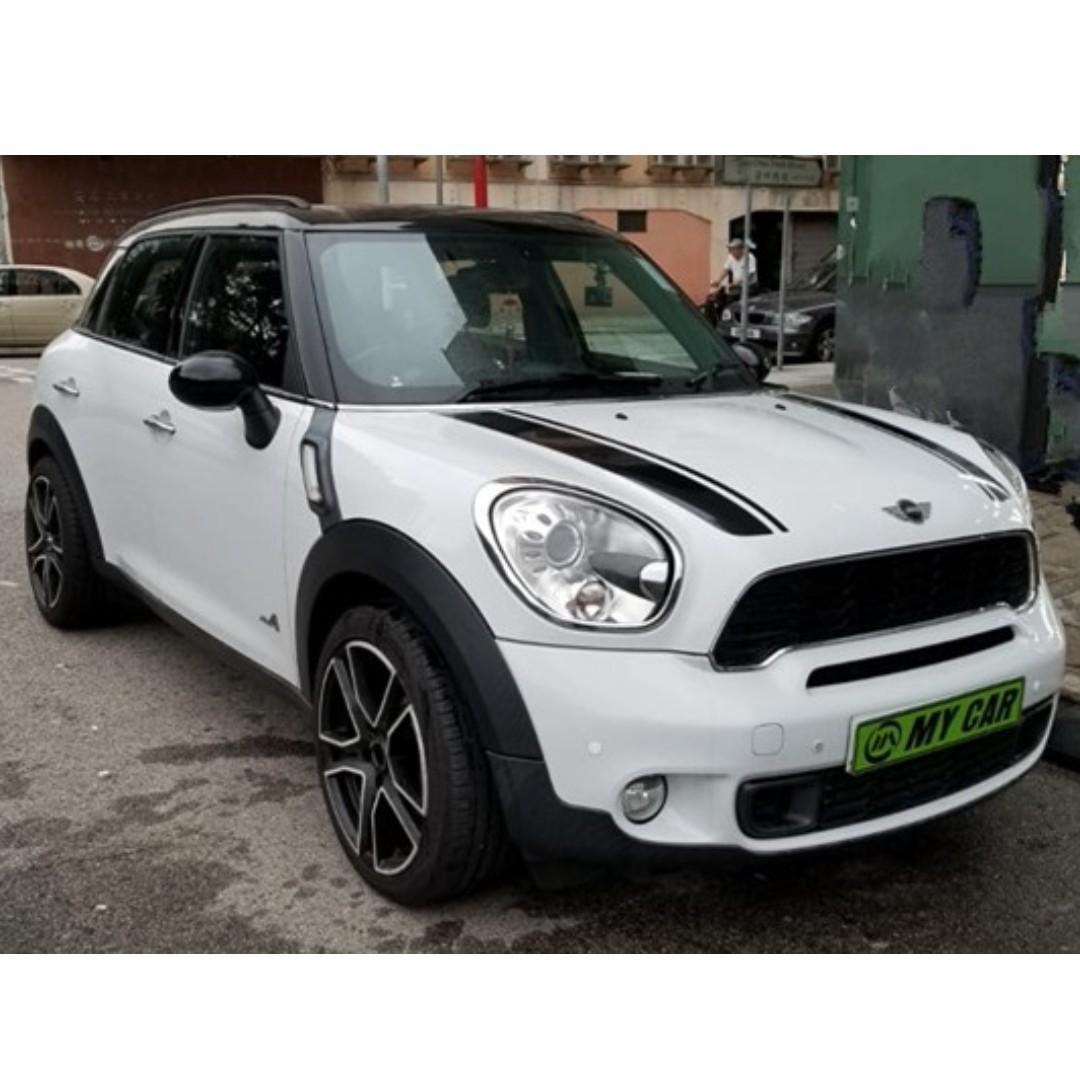 MINI  COUNTRYMAN S ALL 4  2010