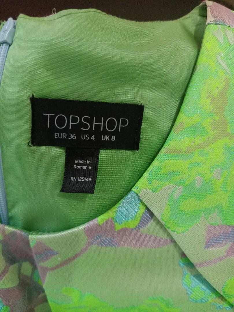 Minidress topshop
