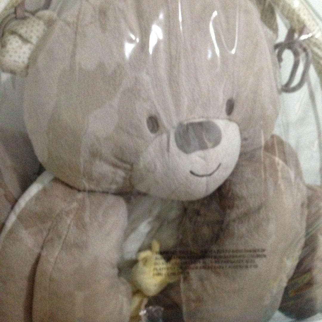 Mothercare Teddy's Toy Box Luxury Playmat