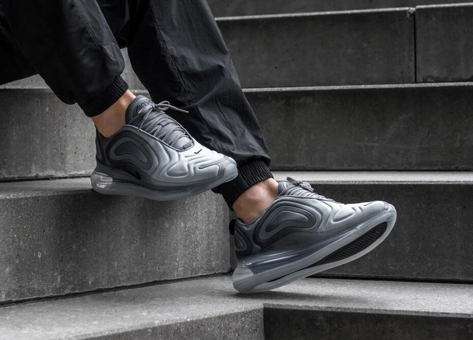 Nike Air Max 720 Cool Grey, Men's