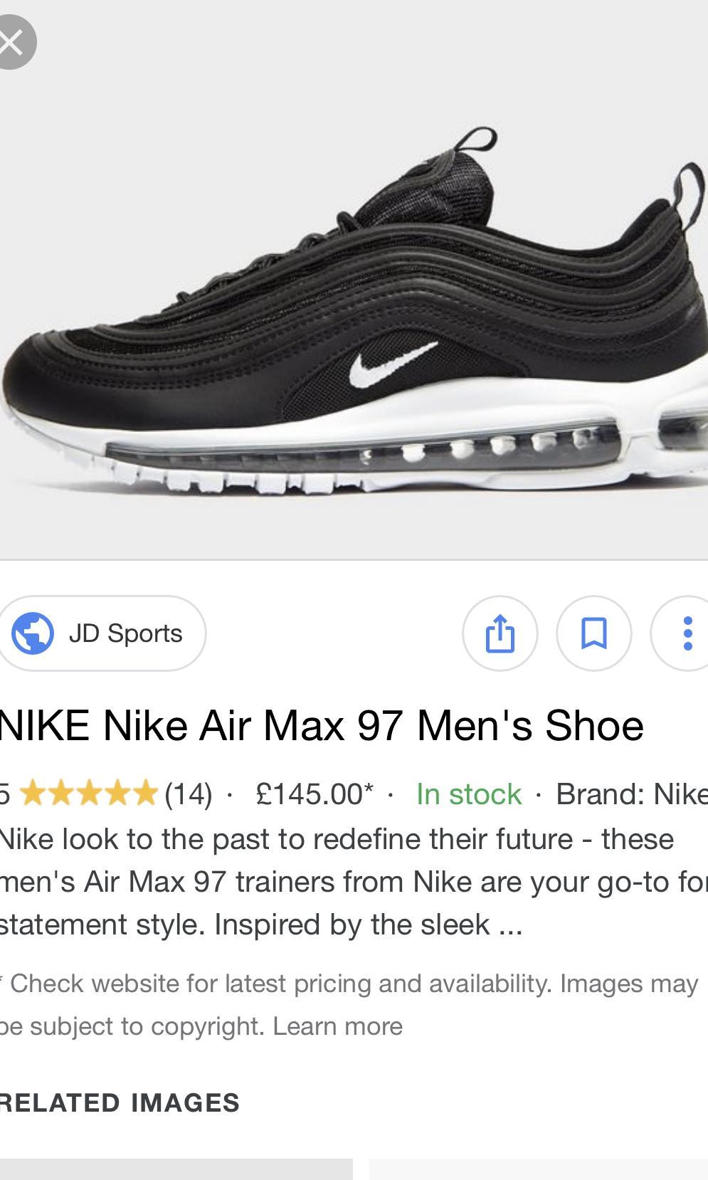 air max 97 x off white ebay