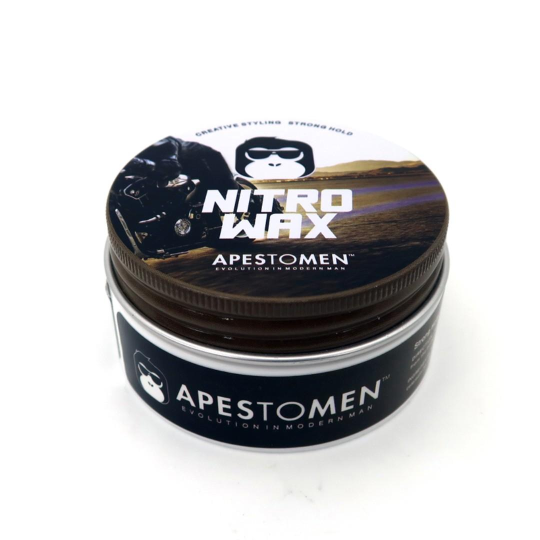 Nitro Wax by APESTOMEN - SG Pomades Mens Grooming