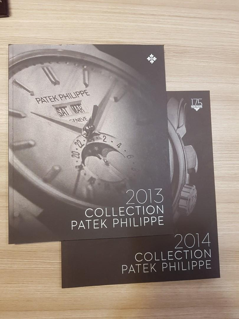 PATEK PHILLIPE COLLECTION BOOK 175 Years 2013 2014  mint