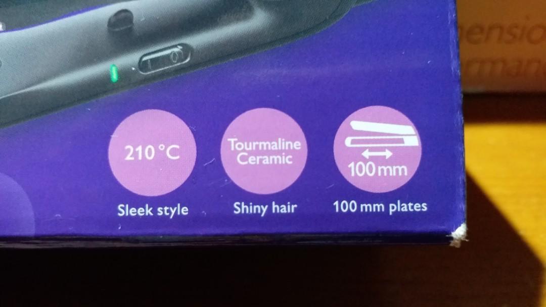 PHILIPS  EssentialCare直髮器 (HP8321)