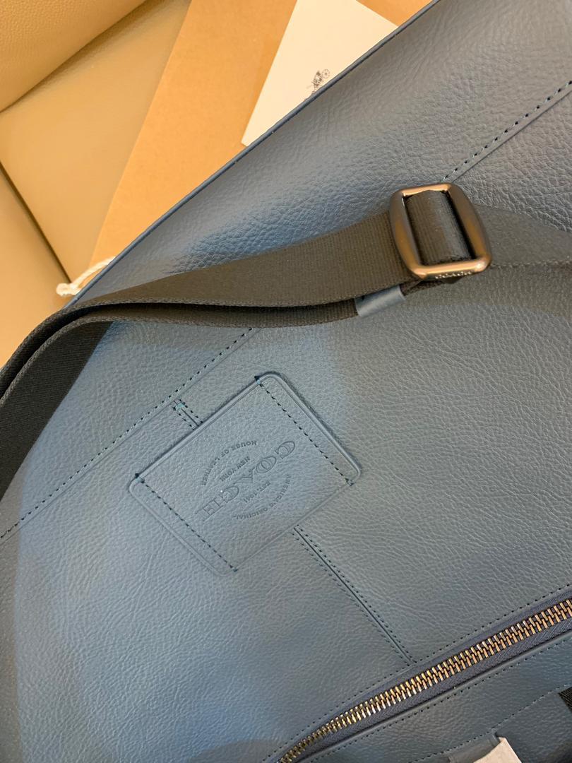 Ready Stock Authentic coach 23204 men briefcase office bag laptop bag yhhj