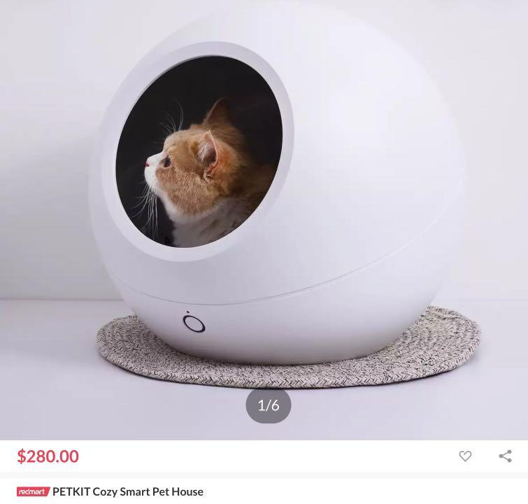 AVAILABLE! dog bed/ cat bed/ cooling house/ pet aircon