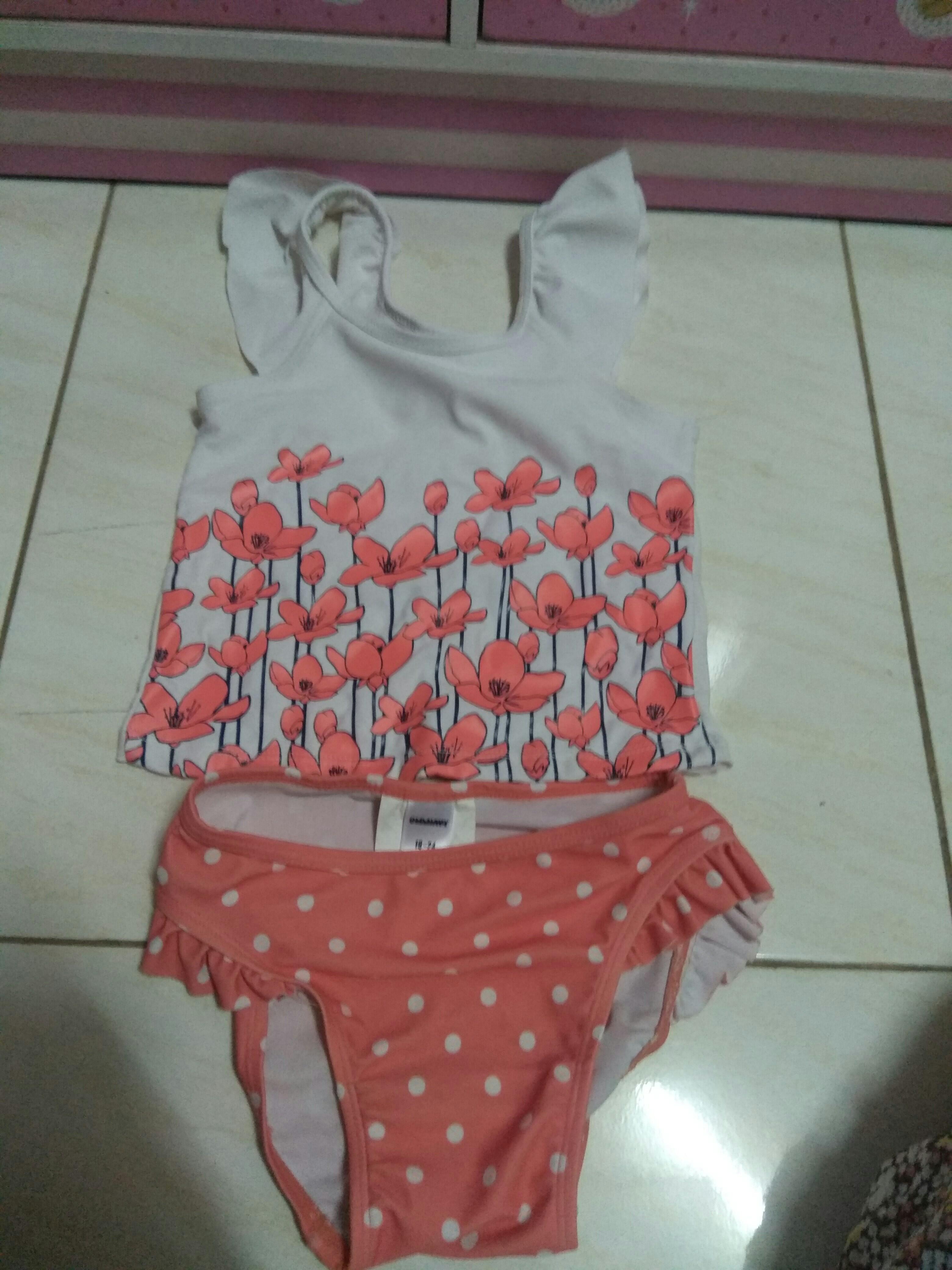Swim wear baju renang anak