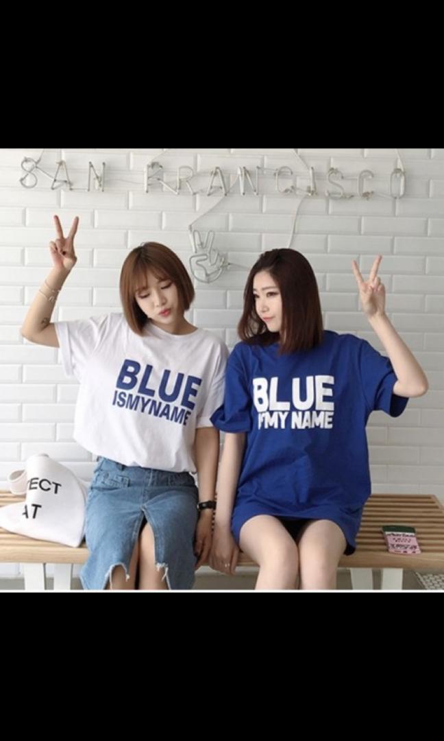 韓版寬鬆t恤