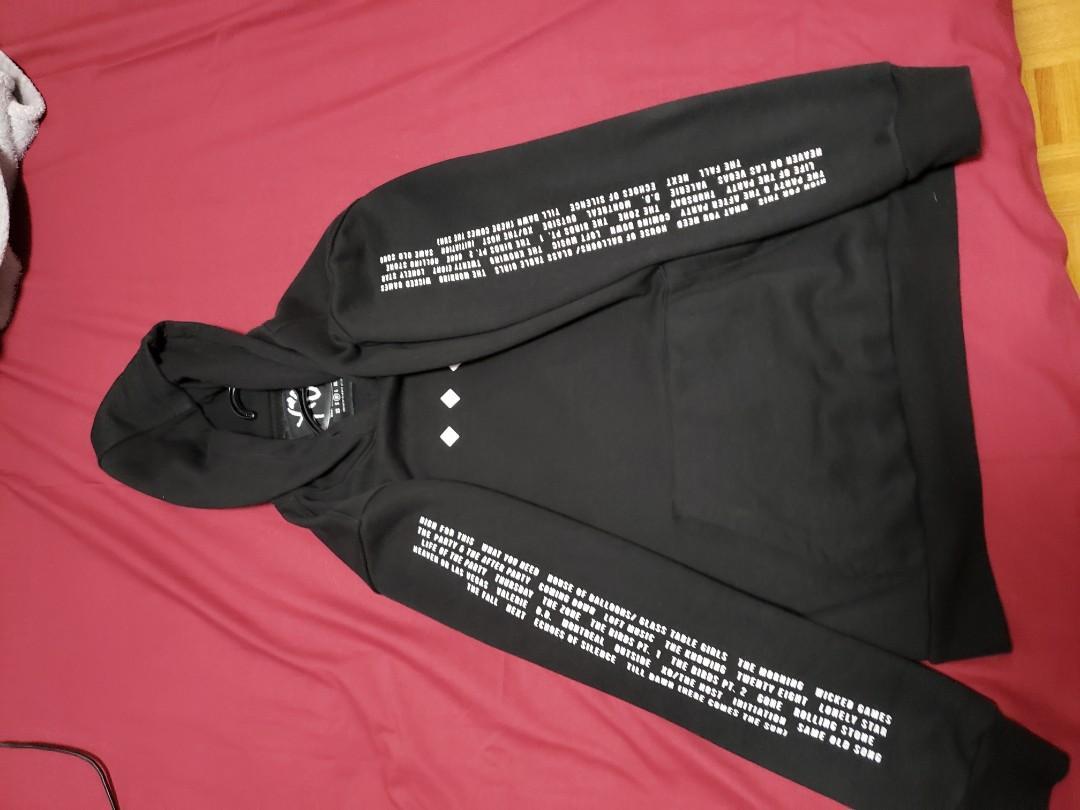 Limited editon - The Weeknd Trilogy hoodie - 5 year anniversary hoodie MEDIUM