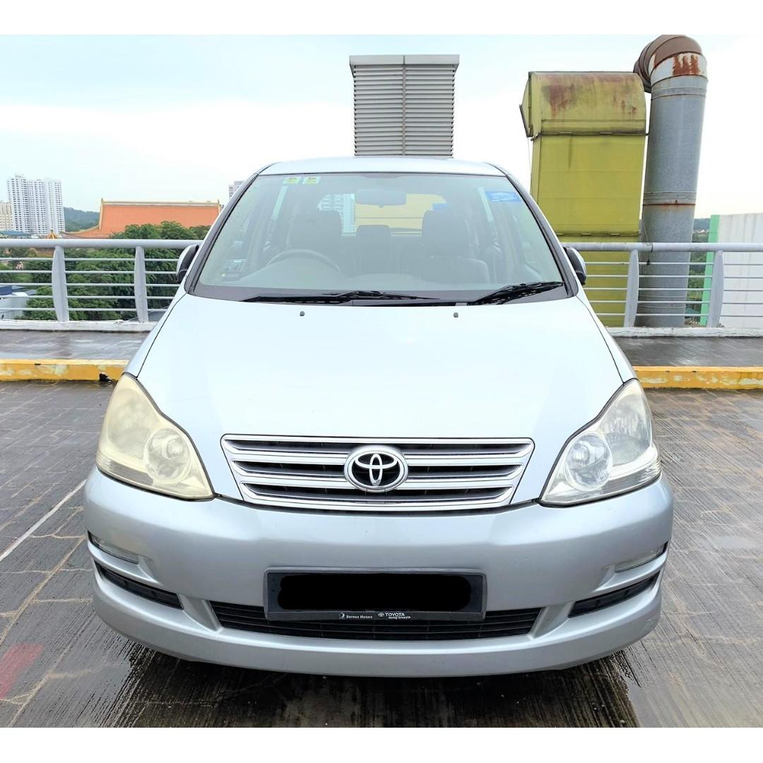 Toyota Picnic 2.0A For PHV Go Jek Grab/Personal Use cheap car rental