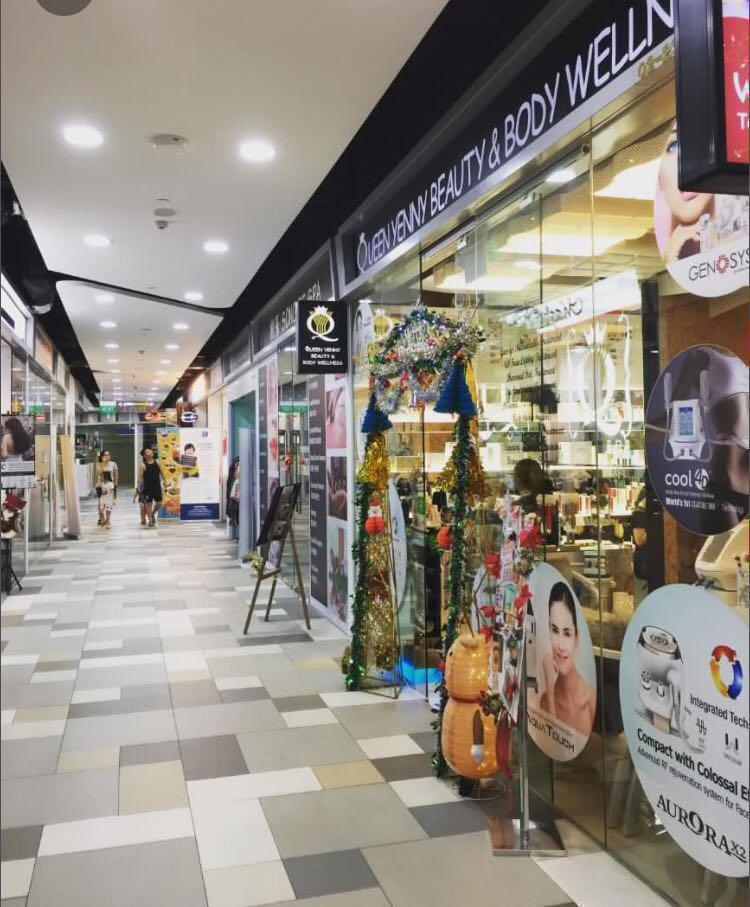 Yishun shop for sale at Junction Nine Mall
