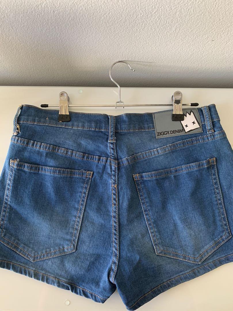 Ziggy denim shorts