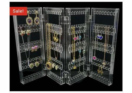 🚚 Earring Holder Rack and Jewellery Stand