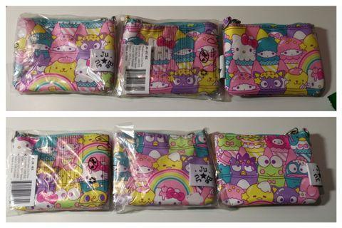 Hello sanrio sweets coin purse