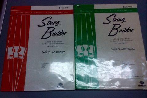 Belwin Course for Strings