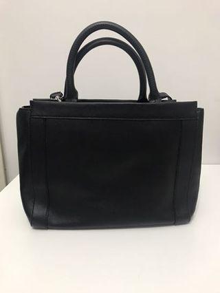 Black Stylish Bag (Brand: Heatwave)