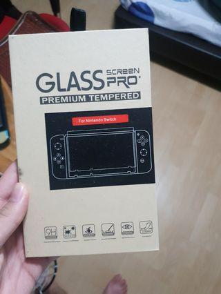 🚚 Nintendo switch tempered glass