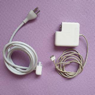 """Macbook 60W MagSafe Power Adapter (A1184) with """"T"""" Style Connector"""