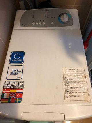 洗衣機 6kg