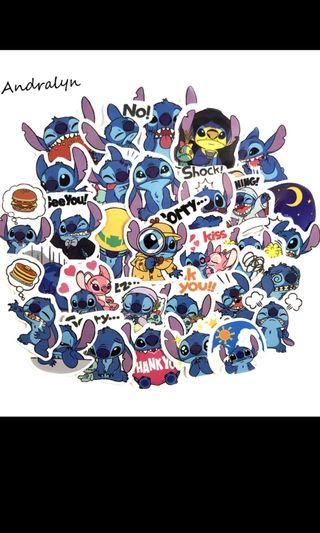 50pcs LILO stickers