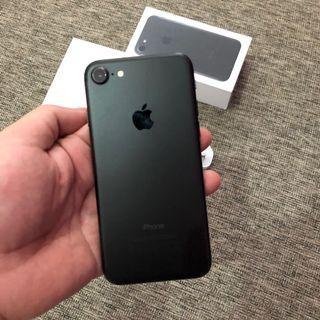 Second iPhone 7 32GB Matte Black Ex Singapore