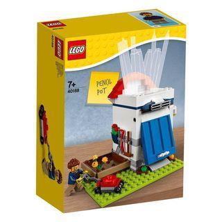 Lego Pencil Pot / Pencil Holder 40188