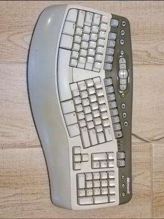 Keyboard Ergonomics 人體工學鍵盤