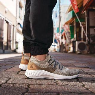 Timberland men's Flyroam™ Go Knit sneakers: size 10.5