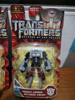 Transformers: Revenge of the Fallen Figurine - Optimus Prime