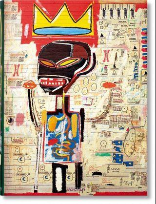 TASCHEN 塗鴉藝術家Basquiat 作品全集