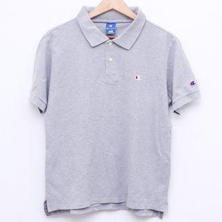 Siae L CHAMPION Shirt in Grey Pit 20
