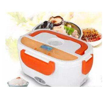 Electric lunch box, self-heating lunch box, lunch box