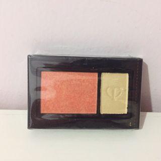 (包郵)Cle De Peau cdp cpb Cheek Blush Rouge refill 肌膚之鑰胭脂連高光 highlight #4