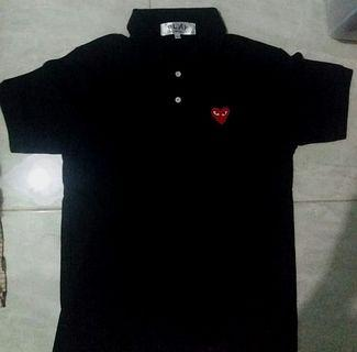 PLAY CDG Polo Shirt