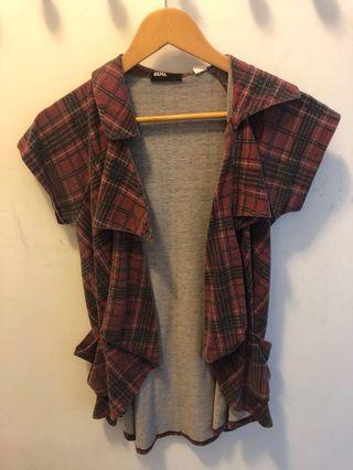 Bdg checkered shirt size small