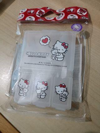 Hello Kitty Travel Pill Box