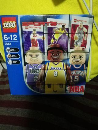 Lego人仔set