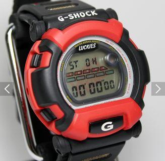 G-Shock DW002 Lucky Strike rare