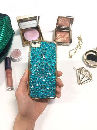 Aqua Blue Funk for iPhone 7/8